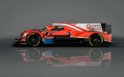 New start in the LMP2 with CEFC MANOR TRS RACING
