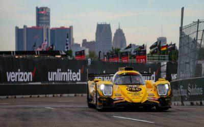 IMSA: Chevrolet Sportscar Classic in Detroit