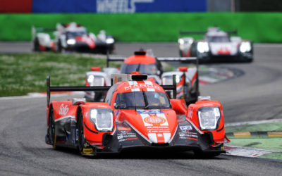 Simon Trummer nach erfolgreichem FIA WEC Prolog in Monza