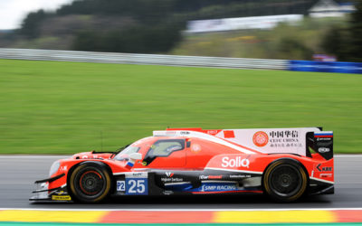 FIA WEC in Spa Francorchamps